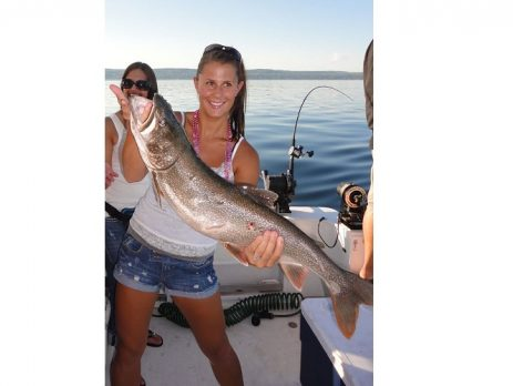 Bayfield Charter Fishing
